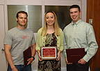 Nash named SIUC Student Employee of the Year