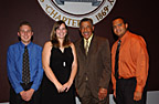 SIUC aviation scholarship recipients