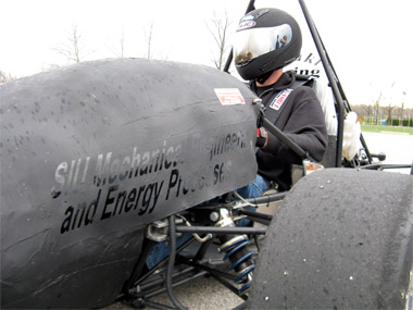Students to put race car to the test in competition