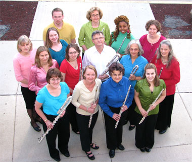 Flute choir to perform in Marion, Carbondale