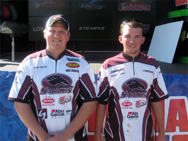 Saluki Bassers duo competing for national title