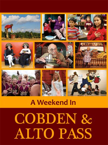 A Weekend in Cobden & Alto Pass
