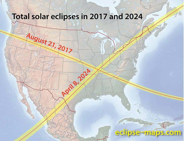 Carbondale will be Eclipse Crossroads of America