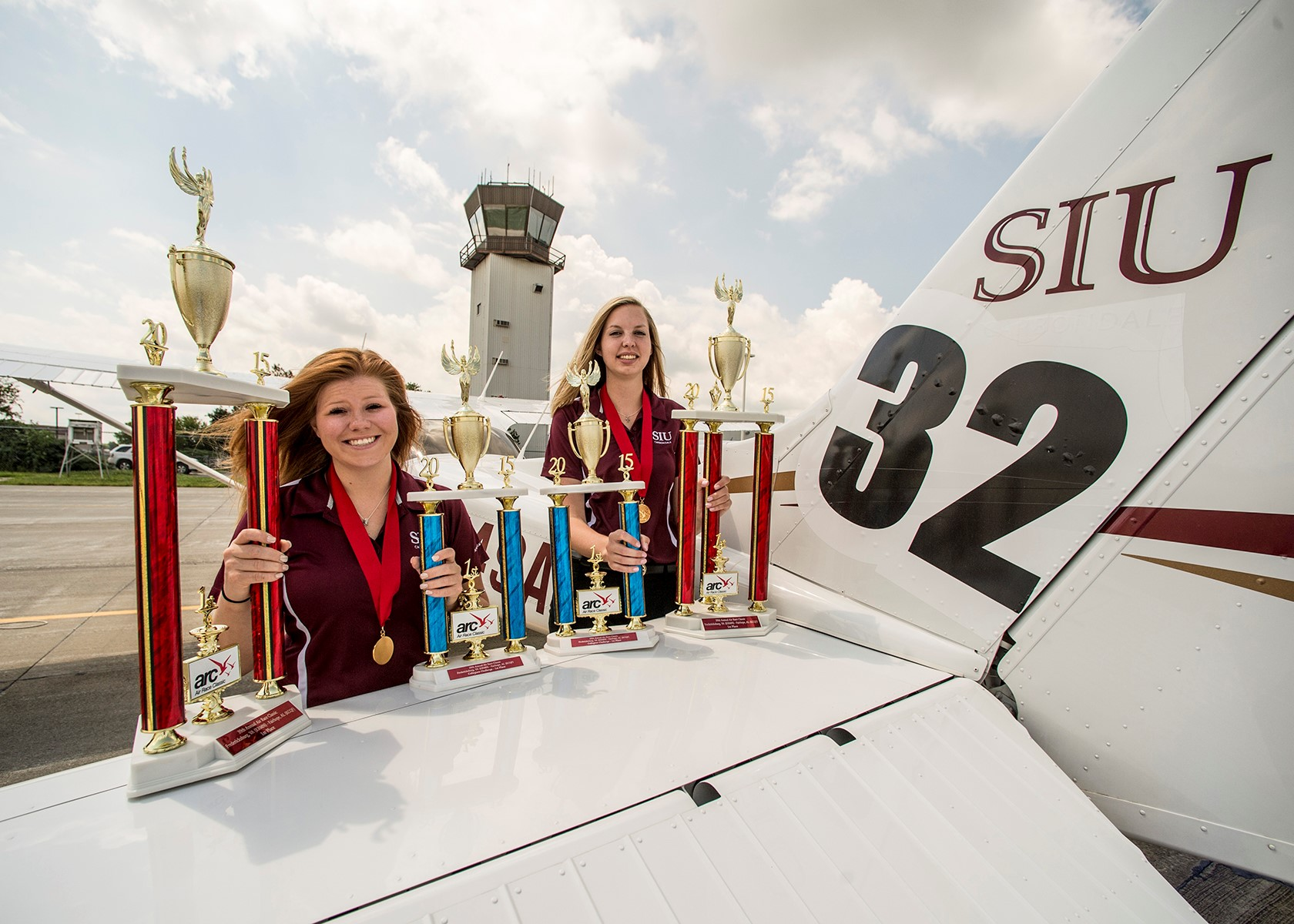Air Race Classic champions
