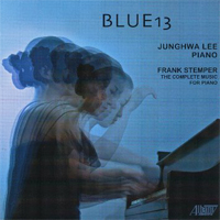 Blue 13 CD cover