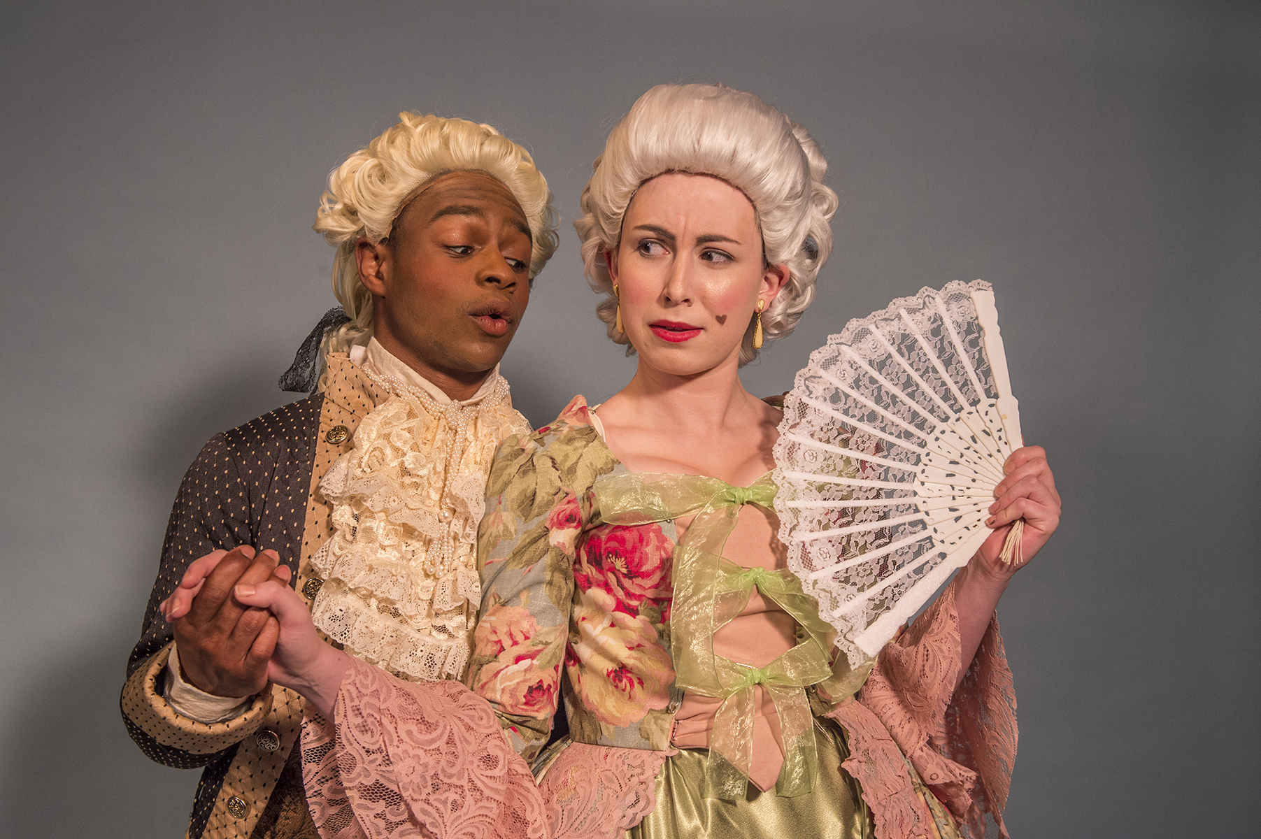 Tartuffe and Elmire