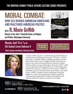 Marie Griffith flier