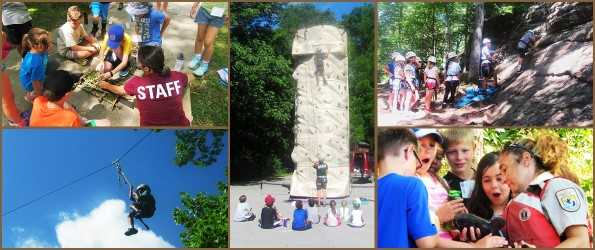 EdVenture Camps at Touch of Nature