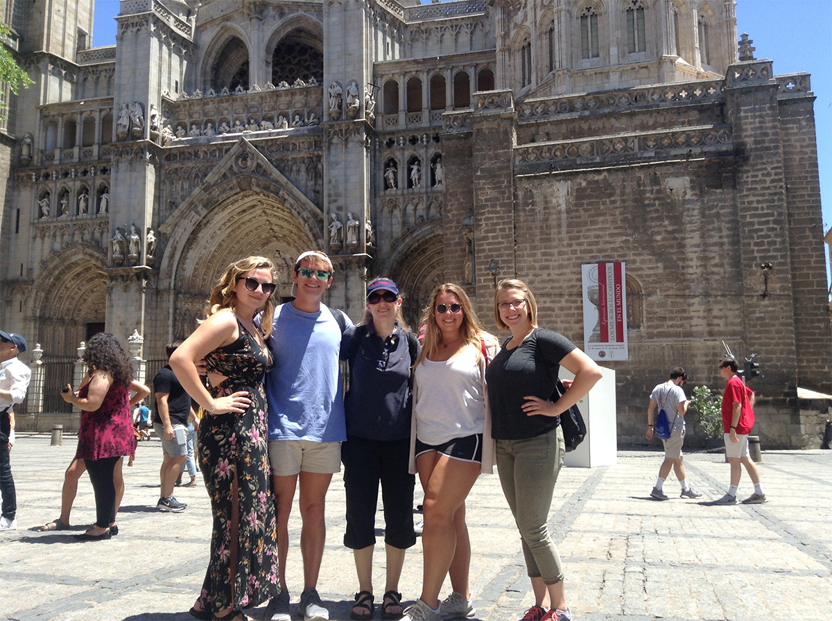 Study abroad program in Alcalá opens new doors for students