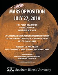 Mars flyer