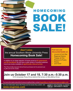 siu press book sale 2019