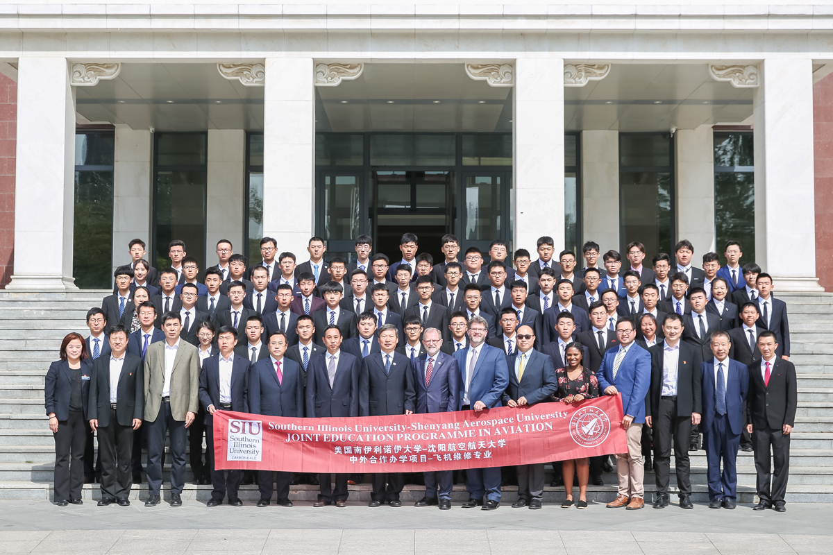 Aviation-Shenyang students