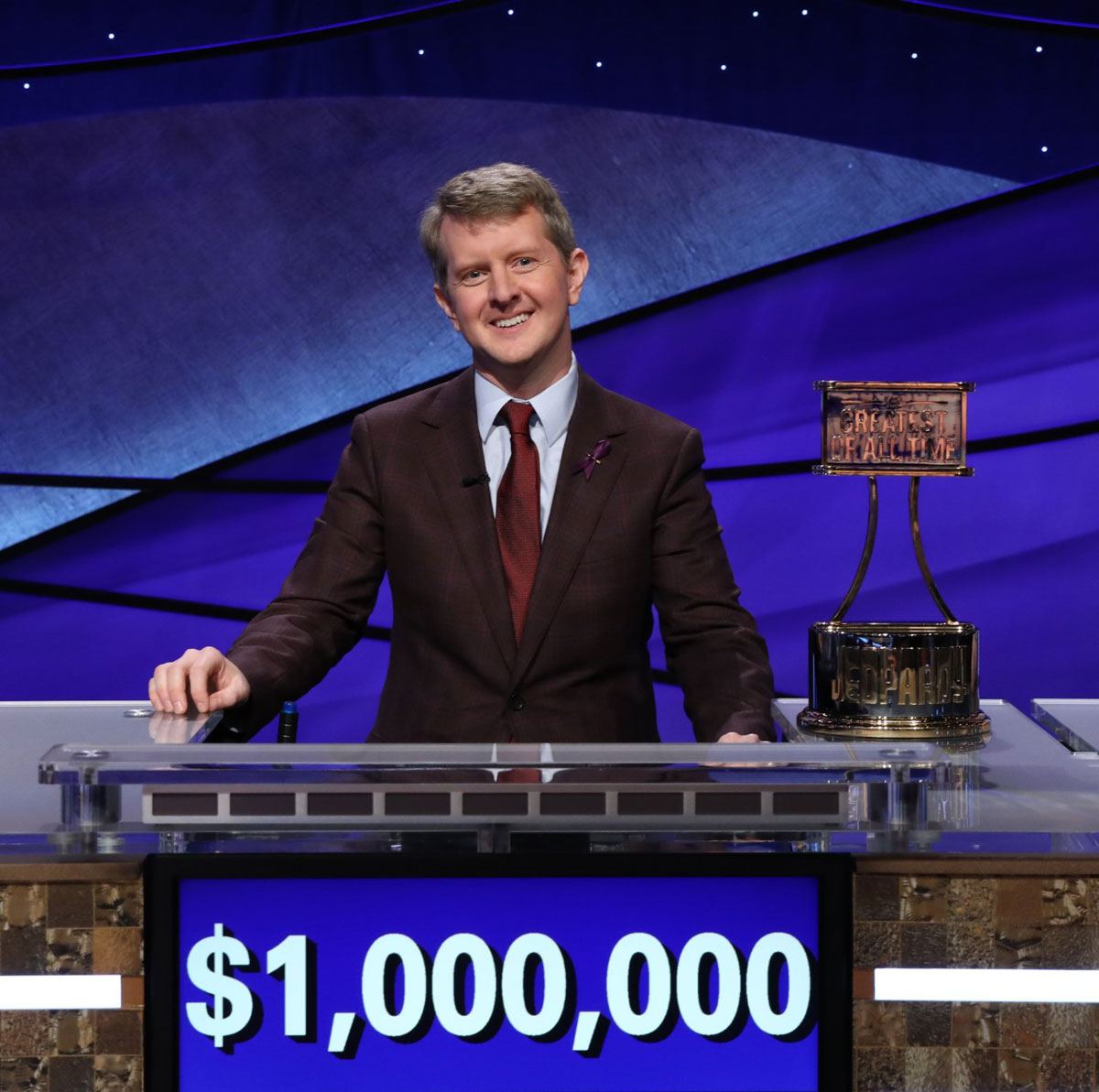 Ken Jennings, Jeopardy! champion