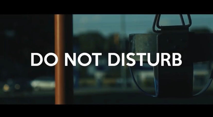 movie graphic for Do Not Disturb