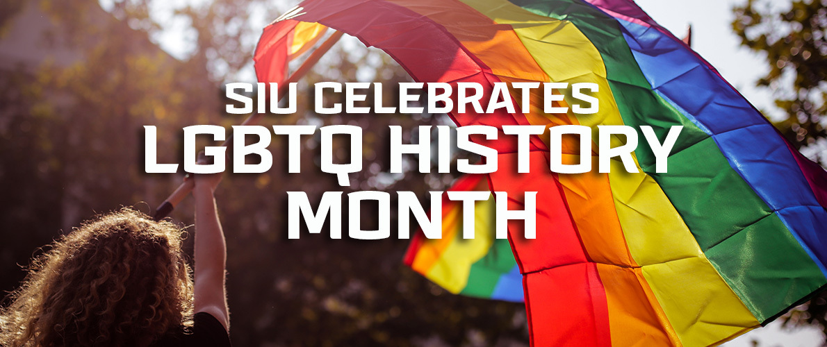 news.siu.edu: SIU will recognize October as LGBTQ History Month