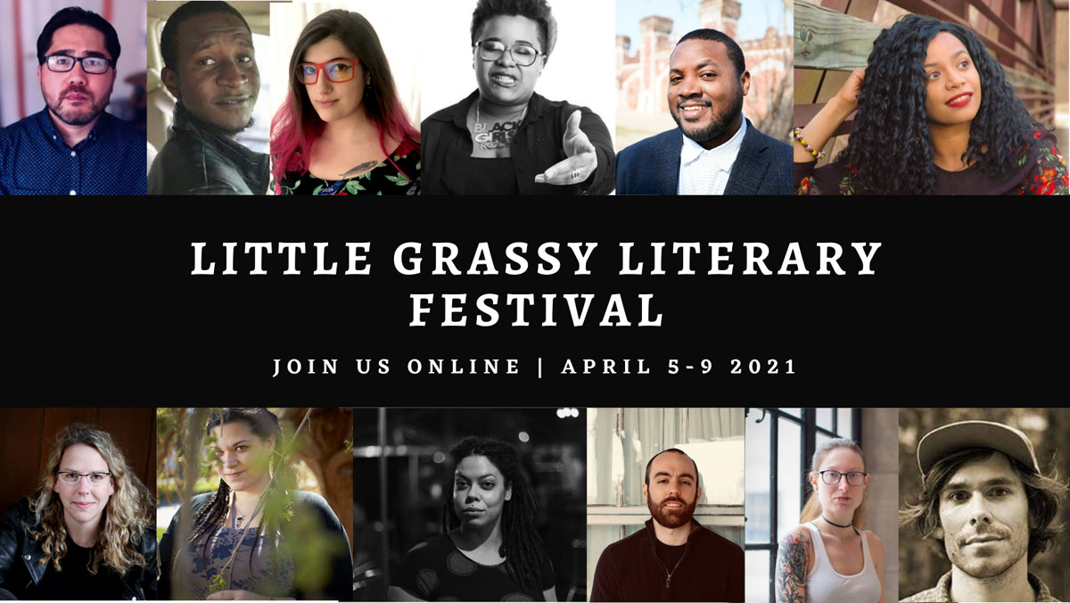 little grassy literary festival 2021